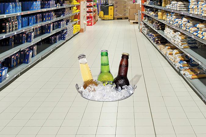 Efi Floor Graphics Application Gallery