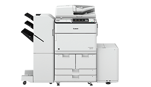 imageRUNNER ADVANCE 8500 III and 6500 III