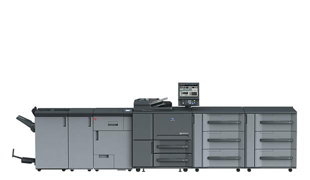 donde descargar firmware impresoras konica minolta