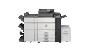 Sharp MX-7580N Color Document System