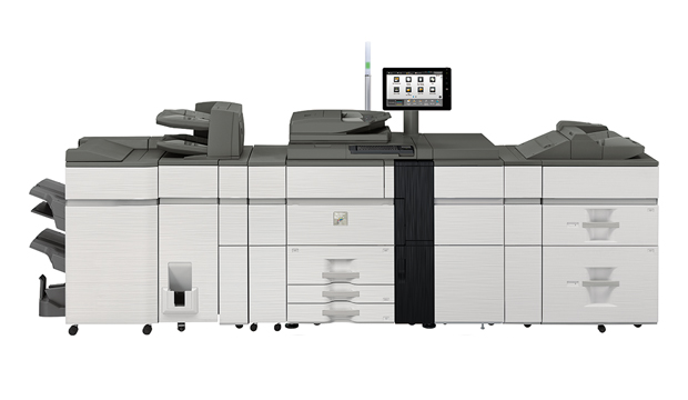 Sharp MX-8090N Color Document System image