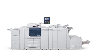 Xerox D136 Copier/Printer