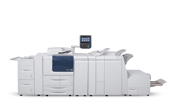 EFI - Xerox D136 Copier/Printer