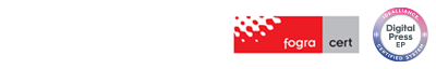 Fogra and IDEAlliance certifications