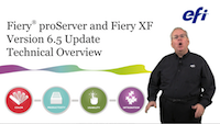 Fiery proServer and Fiery XF 6.5 technical overview
