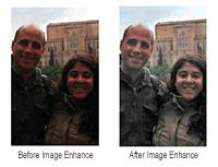 Échantillon d'image Image Enhance