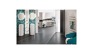 Tintas para azulejo de cerâmica da EFI