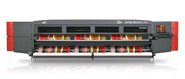 EFI VUTEk GS5500LXr Pro
