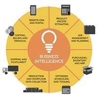 Inteligencia empresarial de EFI