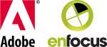 Adobe Enfocusロゴ