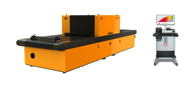 EFI Fiery proServer for Cretaprint