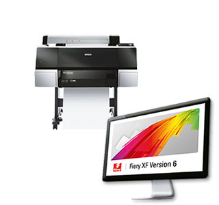 EFI Fiery XF Proofing