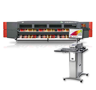 EFI Fiery XF proServer for Vutek