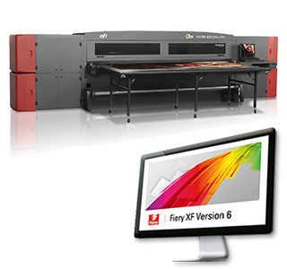 EFI Fiery XF for VUTEk ES2000