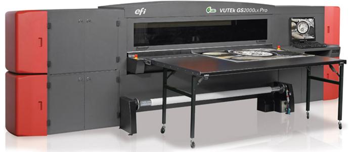 EFI VUTEk GS2000LX Pro