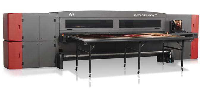 EFI VUTEk GS3250 Pro-TF