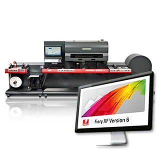 EFI Fiery XF for Jetrion