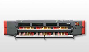 EFI VUTEk hybrid flatbed roll-fed printers