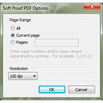 IV 2.1 Épreuvage écran simplifié