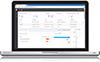 Zrzut ekranu przedstawiający usługę Fiery Dashboard