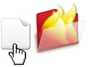 hot folders small