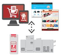 Integración Fiery con el sistema de impresión MIS