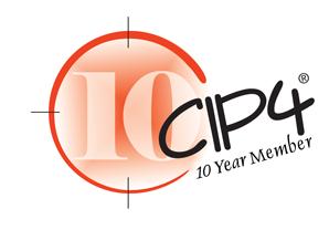 Logo 2 de membre depuis 10 ans de CIP4 pour l'intégration Fiery