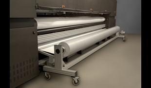 Jumbo Roll Handling System