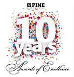 2017 Pine Awards Logo