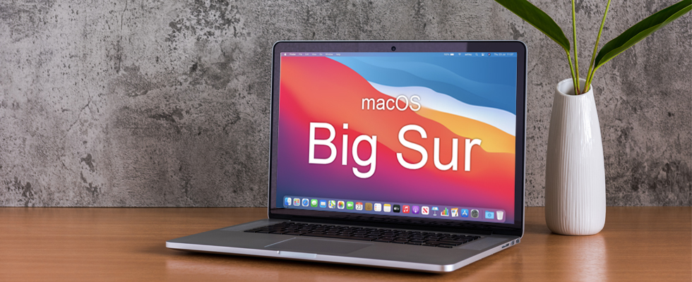 Fiery  software compatible with macOS 11.0 Big Sur