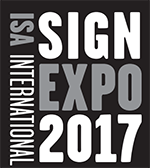 2017 ISA Sign Expo