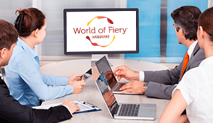World of Fiery Webinars