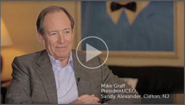 Video: Sandy Alexander Adds the EFI VUTEk 5r to Growing Wide Format Business